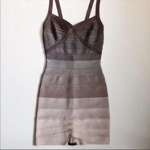 Beautiful Herve léger bandage dress